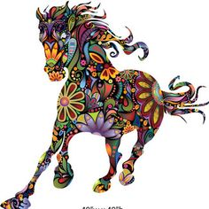<strong>My Wonderful Walls</strong> Wild Horse Wall Sticker
