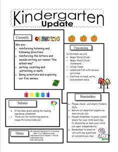 blank newsletter template classroom management pinterest