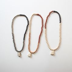 Oue/オウエ/girl's necklace