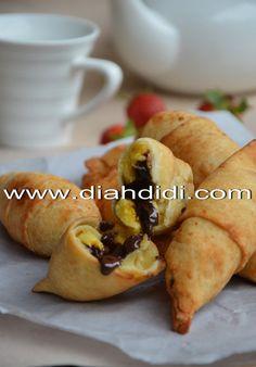 Diah Didi's Kitchen: Molen Pisang Coklat