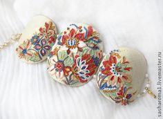 """Браслеты ручной работы. Ярмарка Мастеров - ручная работа Браслет """"Цветущий Вьетнам"""". Handmade."""