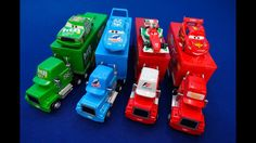 The Cars English. Sheriff asks Lightning McQueen and Mater for help. McQ...