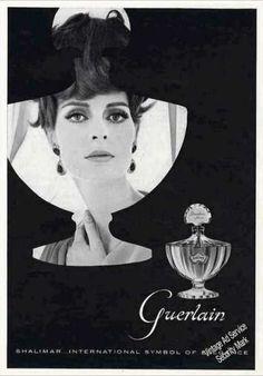 Guerlain 'Shalimar', 1964