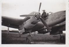 Foto Luftwaffe Flugzeug Me 110 D/E der 2./ErpGr 210 wahrscheinlich 1940 Kanal   eBay