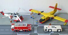 Lego Army, Lego Military, Lego Projects, Projects For Kids, Lego Avion, Lego Tumbler, Lego Christmas Sets, Lego Plane, Lego Fire
