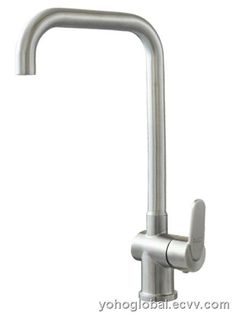YOHO kitchen faucet kitchen tap stainless steel kitchen faucet (YH1001A) - China stainless steel kitchen faucet, YOHO