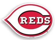 Cincinnati Reds 12 in Car Magnet