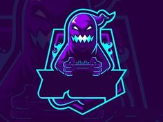 Team Logo Design, Logo Desing, Mascot Design, Ninja Logo, Cuadros Star Wars, Jordan Logo, Esports Logo, Font Art, Photography Logo Design