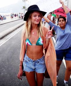 Let's Talk About Girl Crushes & Candice Swanepoel Girl Crushes, Summer Of Love, Summer Girls, Summer Body, Summer Sun, Coachella, Panama, Candice Swanepoel Style, Pretty People