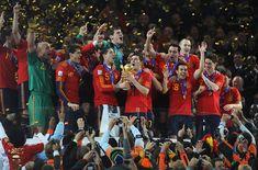 Spain National Football Team, Fifa Football