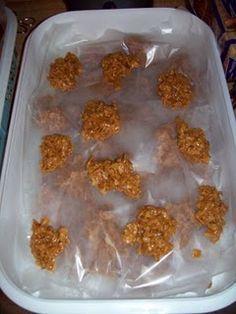 Peanut Butter Cornflake Candy Recipe