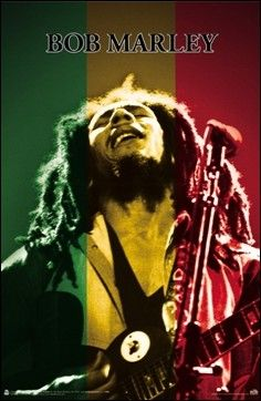 Bob Marley Rasta Stage Poster www.trippystore.com/bob_marley_rasta_stage_poster.html
