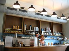 Norway – Coffee in Oslo Sushi Case, Mocha Coffee, Close To Home, Mocca, Great Restaurants, Retail Design, Oslo, Restaurant Design, Hospitality