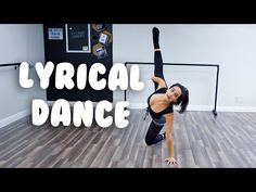 Learn a beginner lyrical dance with me! You can dance at home, in your living room, on the couch, whatever floats your boat cuties. We are learning some floo. Lyrical Dance Songs, Jazz Dance Moves, Dance Tips, Dance Choreography, Dance Videos, Dance Music, Modern Dance, Contemporary Dance Songs, Royal Ballet