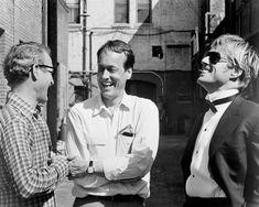 Paul Newman, director George Roy Hill and Robert Redford share a laugh on the set of The Sting John Denver, Susan Sarandon, Jimmy Carter, I Movie, Movie Stars, Paul Newman Robert Redford, George Roy Hill, Sundance Kid, Sundance Film Festival