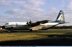 Alaska International Air Lockheed C-130H-30 Hercules N107AK