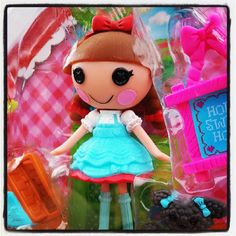 Lalaloopsy - Dotty Gale Winds