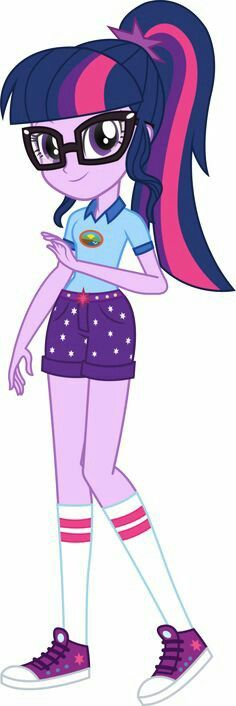 A lenda de Everfree: Twilight Sparkle
