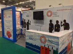 Exhibition Stand: Stand designed, built and installed for Vox Tors at the World Travel Market  event, ExCel London  www.ddex.co.uk