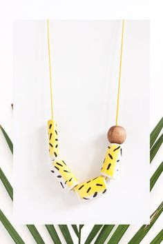 Tiger Necklace - My jungle