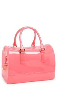Furla 'Candy' Satchel available at #Nordstrom Acacia is the color I'd buy 6/9/14