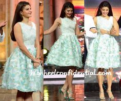 Jacqueline Fernandez In Ada & Vic On India's Got Talent Sets For Housefull 3 Promotions-2