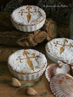 Mini Desserts, Cookie Desserts, Tart Recipes, Cooking Recipes, Mini Tortillas, My Dessert, Almond Cakes, Mini Cakes, Yummy Cakes