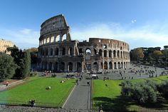 Coliseu de Roma, cartão postal da Itália | #Jmj, #LugaresDoMundo