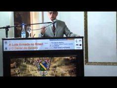 Clube Militar - A Luta Armada no Brasil e o Dever do Estado - Gen Lannes