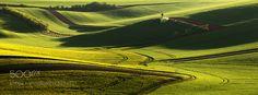 Flowering Moravia by radekseverafoto #landscape #travel