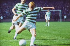 Jimmy Jinky Johnstone on the Pitch | where all of the great players come from the streets