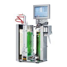 Switzerland based - http://infors-ht.com/images/produkte/bioreaktoren/tischbioreaktoren/labfors_5_lux/labfors-5-lux-flatpanel.jpg