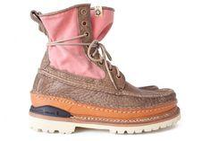 visvim Grizzly Boots Mid-Folk