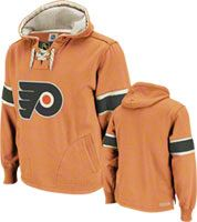 Philadelphia Flyers - can I just make everything with laces mine?