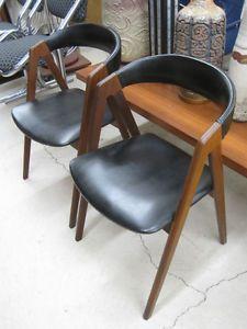 Teak Kai Kristiansen Chairs