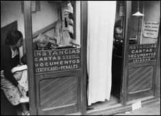 Barcelona 1938  Photo:David Seymour