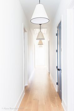 My go-to for interior white paint is… Benjamin Moore China White for walls paired with Benjamin Moore White Dove for trim.