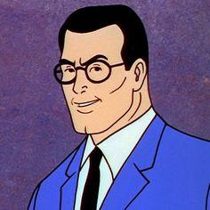 """The New Adventures Of Superman"" #dccomics #animation #superman #clarkkent #tv #loislane #jimmyolsen"