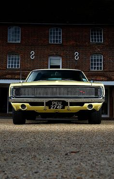 Dodge Charger.