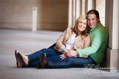 Adorable Grand Rapids engagement session. Jenuine Creations, LLC - Photography