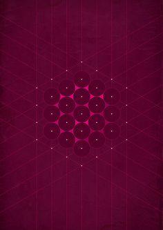 Sacred Geometry 3 by Michæl Paukner