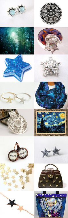 Starshine by Michelle on Etsy--Pinned with TreasuryPin.com