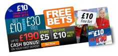 Total £1715 Free Bet Offers List.  best free bet offers, free sports bet, 50 free bet, free 50 bet. Bet365, William Hill, Coral. William Hill, Live Casino, Coral, Entertaining, Sports, Free, Content, Blog, Hs Sports