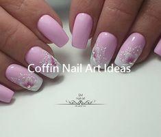 Nail Designs - Nail Art Ideas and Care Tips Pink Nail Colors, Pink Nail Art, Pink Nails, Gradient Nails, Rainbow Nails, Fabulous Nails, Perfect Nails, Nail Art Printer, Best Nail Art Designs