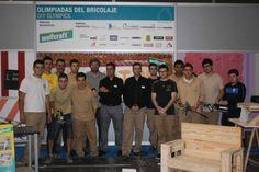 Briconatur con el equipo de Wolfcraft España