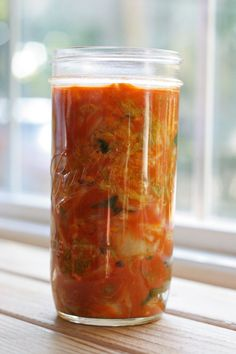 How to make kimchi at home