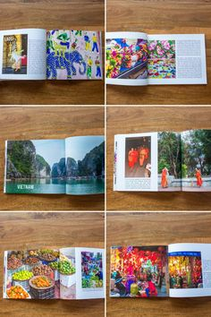 8x10 Travel Photo Book | suzanneobrienstudio.com