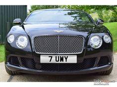 7 UWY - Bentley Continental GT