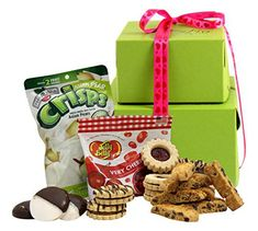 Dulcet easter gift basket includes jumbo sprinkle cookies easter gluten free palace be mine kosher valentines day gluten free gift basket gluten free negle Image collections