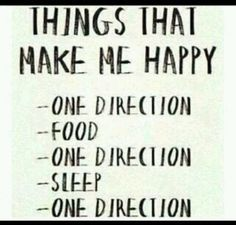 Did i mention one direction?
